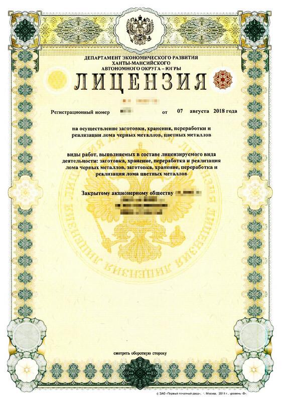 Лицензирование в любых регионах России. Как наши специалисты получают лицензии?